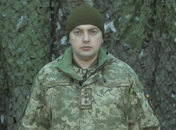 20 обстрілів позицій сил АТО - дайджест на ранок 03.04.2018