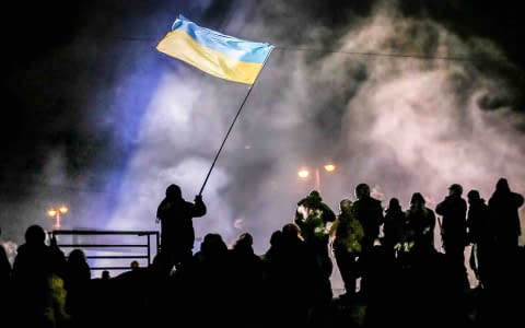 """Original Documentary """"Winter on Fire: Ukraine's Fight For Freedom"""" Premieres on October 9, 2015"""