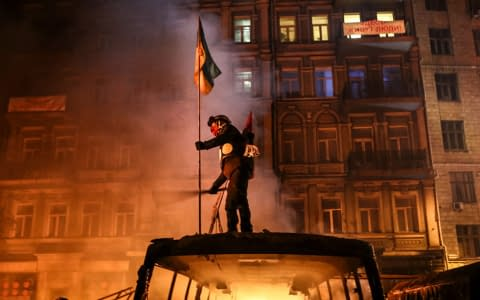 "Documentary ""Winter on Fire: Ukraine's Fight For Freedom"" will be shown at the Toronto International Film Festival"