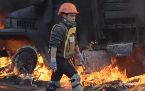 "Toronto film festival screenings of ""Winter on Fire: Ukraine's Fight For Freedom"" announced"