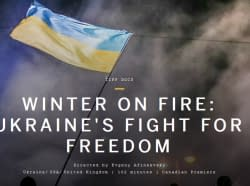 "Documentary ""Winter on Fire: Ukraine's Fight For Freedom"" received The Grolsch People's Choice Award"
