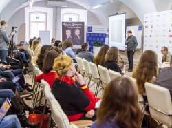 PRESSZVANIE провів першу всеукраїнську конференцію «Best Media Practices»